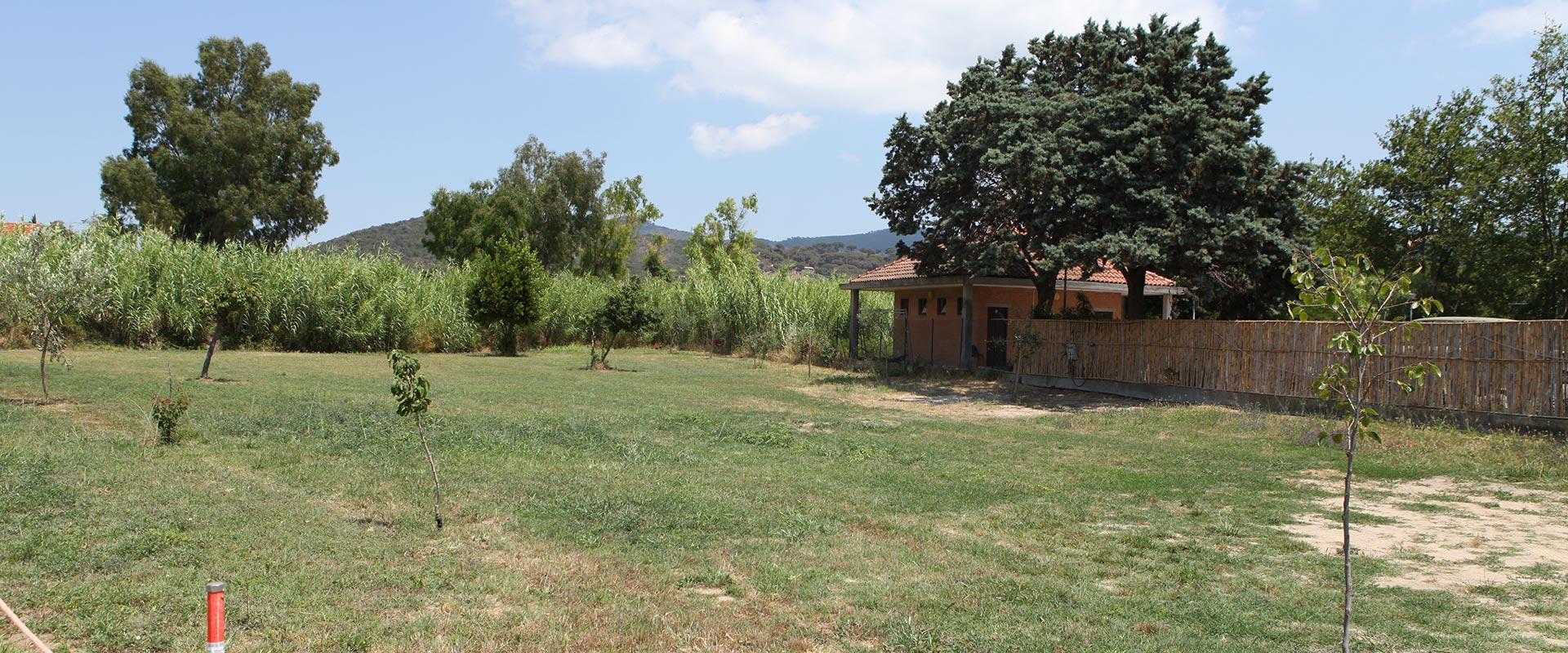 Parcheggio Camper Elba