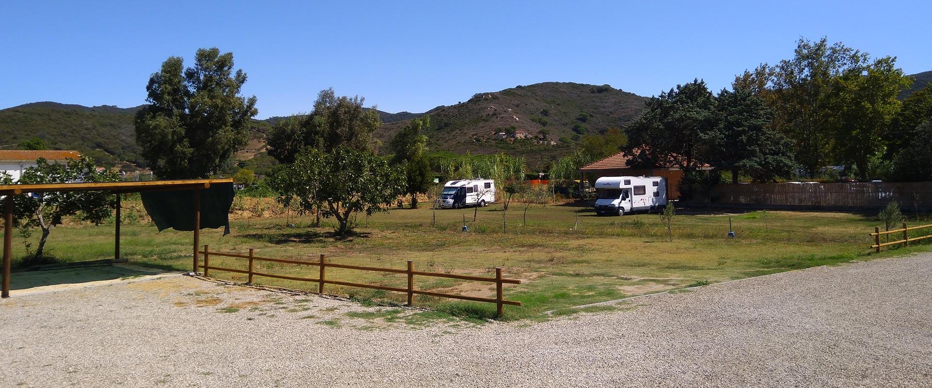 Camper Marina di Campo